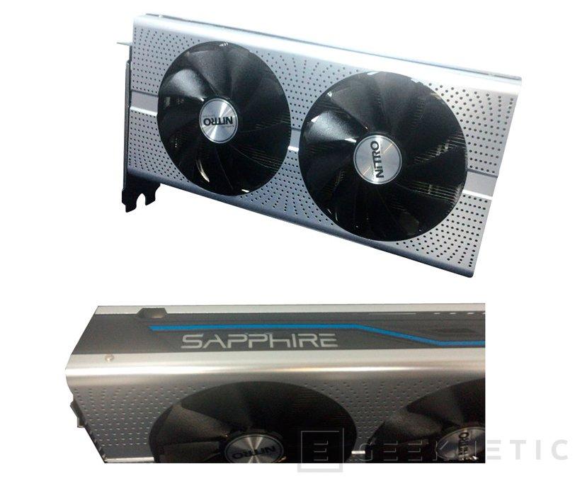 Así será la Radeon RX 480 Nitro de Sapphire, Imagen 1