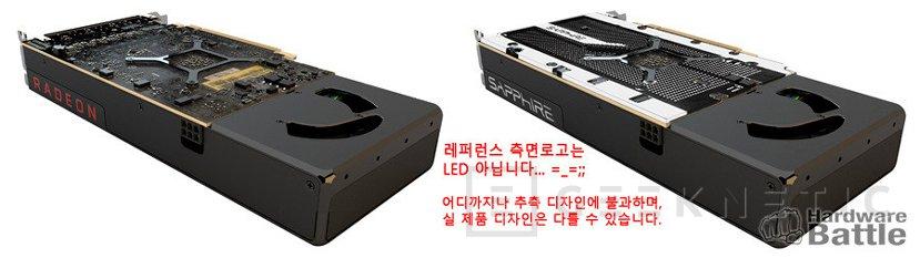 Así será la Radeon RX 480 Nitro de Sapphire, Imagen 2