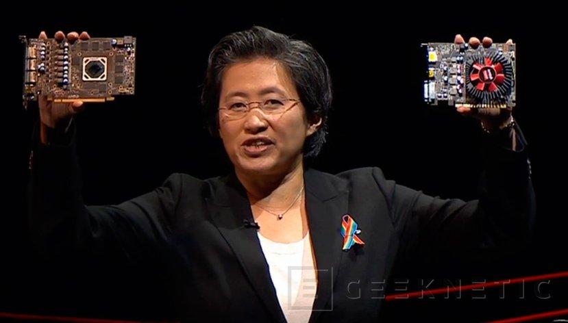 AMD anuncia las Radeon RX 470 y RX 460 con arquitectura Polaris, Imagen 1