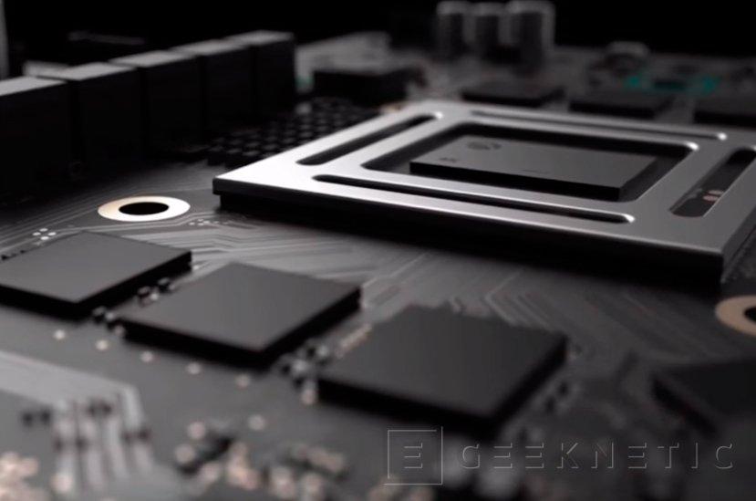 Microsoft desvela una consola Project Scorpio para el 2017 con VR y 4K, Imagen 1