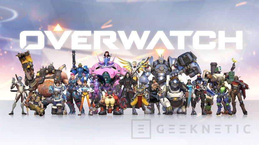 Overwatch consigue 10 millones de jugadores en 3 semanas, Imagen 1
