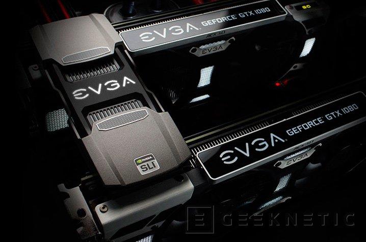EVGA anuncia sus puentes SLI-HB personalizados, Imagen 1