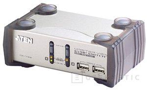 Nuevo switches multimedia de ATEN, Imagen 1