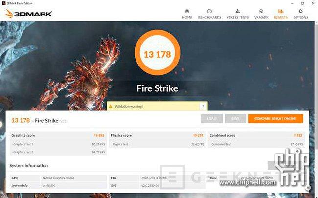 Primeros benchmarks de la GeForce GTX 1080M para portátiles gaming, Imagen 1