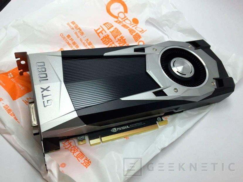 Aparece la NVIDIA GeForce GTX 1060 en Hong Kong, Imagen 1