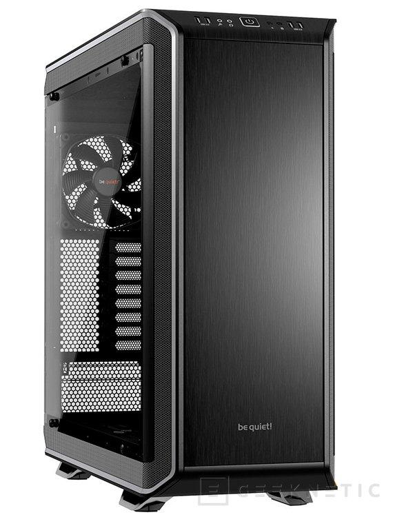 Nuevas cajas Dark Base 900 de Be Quiet! en formato Full-Tower, Imagen 1