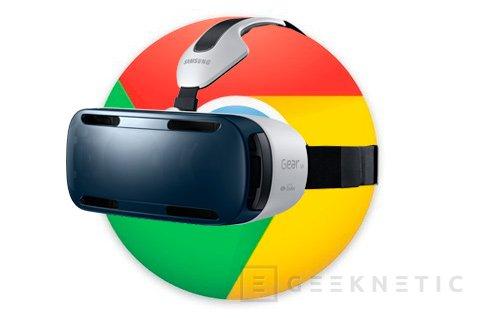 Google adaptará Chrome en Android para soportar sistemas de realidad virtual, Imagen 1