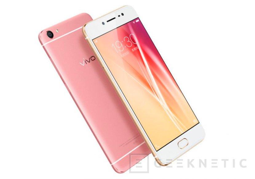 Vivo anuncia sus smartphones X7 y X7 Plus con cámara frontal de 16 Megapíxeles, Imagen 1