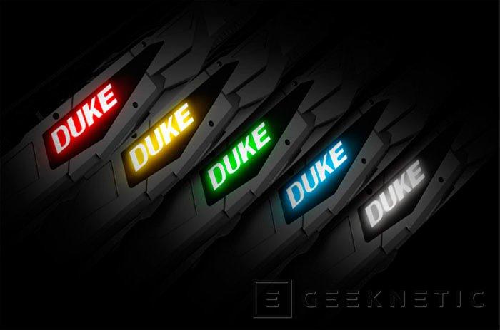Nuevas MSI GTX 1080 y GTX 1070 DUKE Edition, Imagen 3