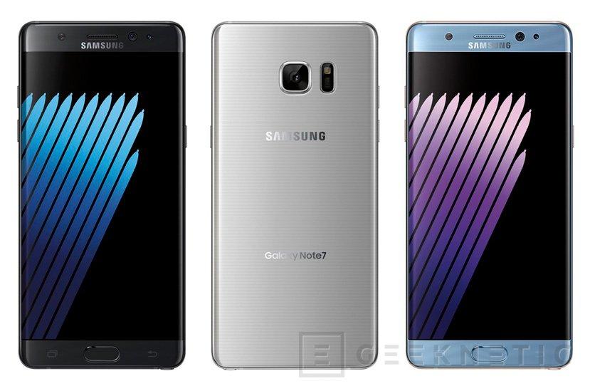 Filtrado el diseño final del Galaxy Note 7, Imagen 1