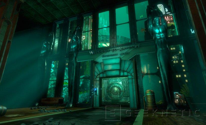 Bioshock The Collection: los tres primeros títulos de la saga remasterizados, Imagen 1
