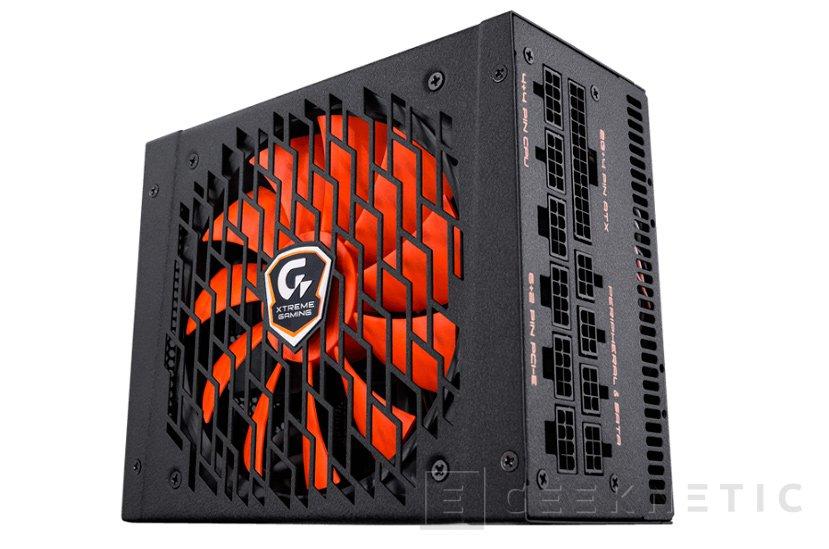 Nuevas fuentes Gigabyte Xtreme Gaming XP1200M, Imagen 1