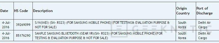 Samsung trabaja en una nueva versión de sus gafas Gear VR con USB-C, Imagen 2