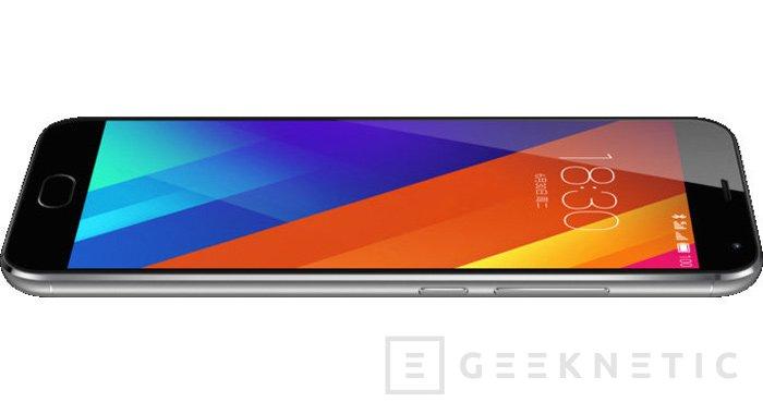 Aparece en AnTuTu el Meizu MX6 con el SoC Helio x20, Imagen 1