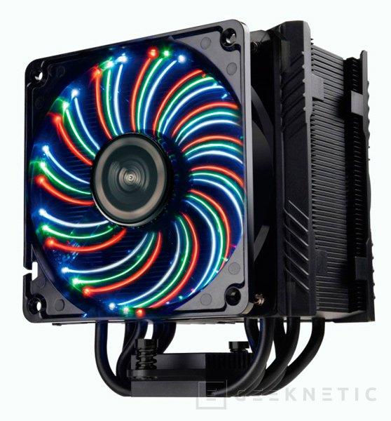 Enermax lanza el nuevo disipador de CPU ETS-T50 AXE, Imagen 1