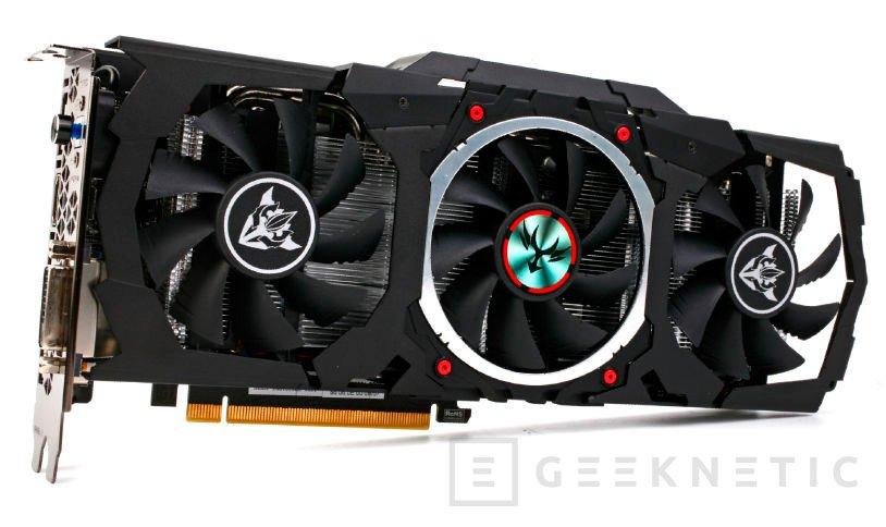 Colorful presenta su GTX 1060 X-TOP, Imagen 1