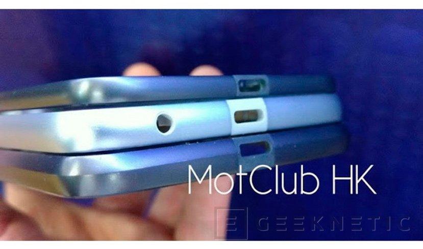 El Lenovo Moto Z Play llegará con un Snapdragon 625, USB-C y sensor de huellas, Imagen 1