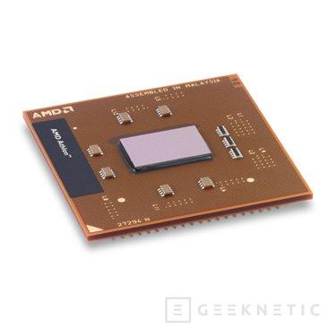 Nuevo procesador AMD Athlon XP-M para portátiles ligeros, Imagen 1