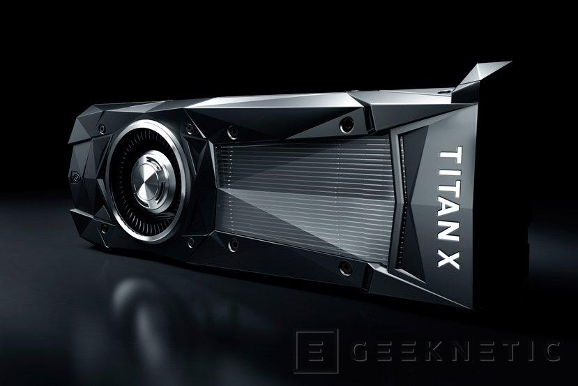Nvidia renueva su Titan X con arquitectura Pascal y memoria GDDR5X por 1.200 Dólares, Imagen 1