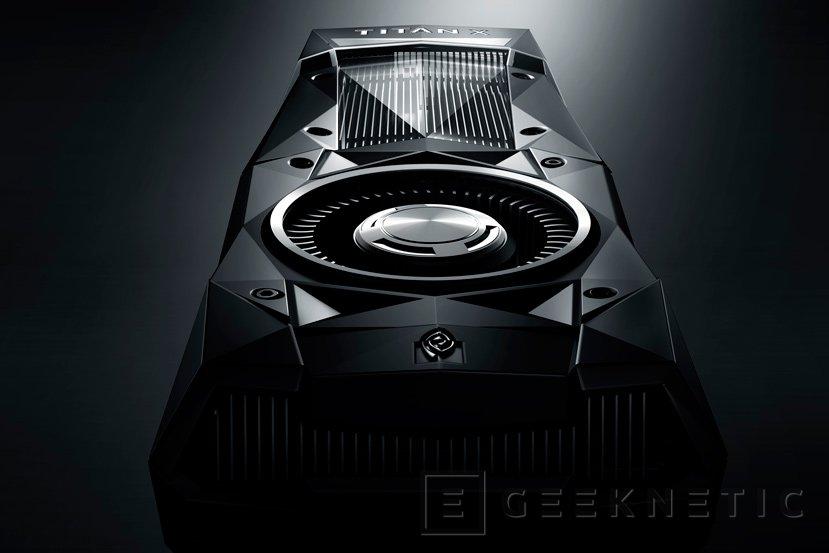 Nvidia renueva su Titan X con arquitectura Pascal y memoria GDDR5X por 1.200 Dólares, Imagen 2