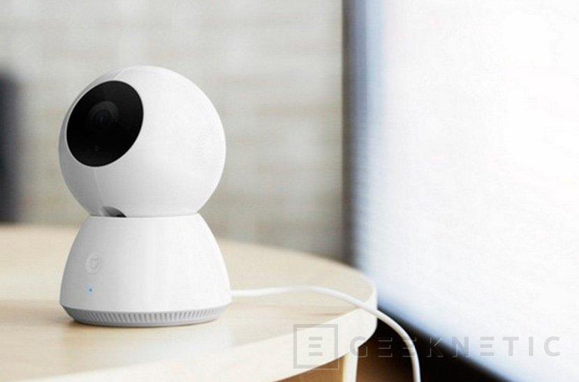 Xiaomi Mi anuncia su cámara de vigilancia White Smart Camera, Imagen 1