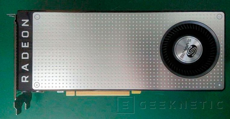 Filtrada la Radeon RX 470 Platinum de Sapphire, Imagen 1