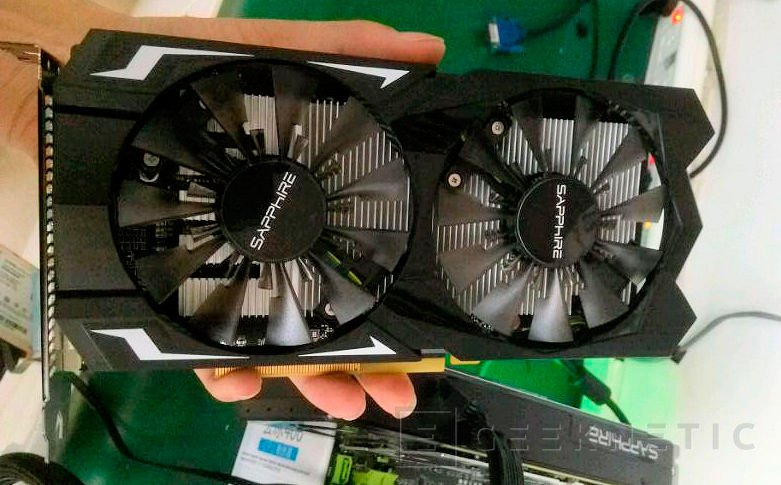 Primeras imágenes de la  Radeon RX 460 personalizada de Sapphire, Imagen 1
