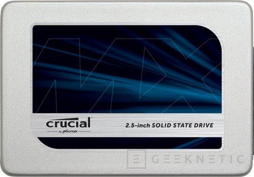 Crucial lanza tres nuevos SSD MX300 con hasta 1 TB de capacidad, Imagen 1
