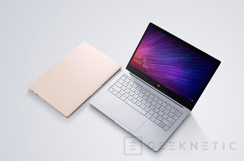Xiaomi anuncia sus portátiles Mi Notebook Air de 13,3 y 12,5 pulgadas, Imagen 2