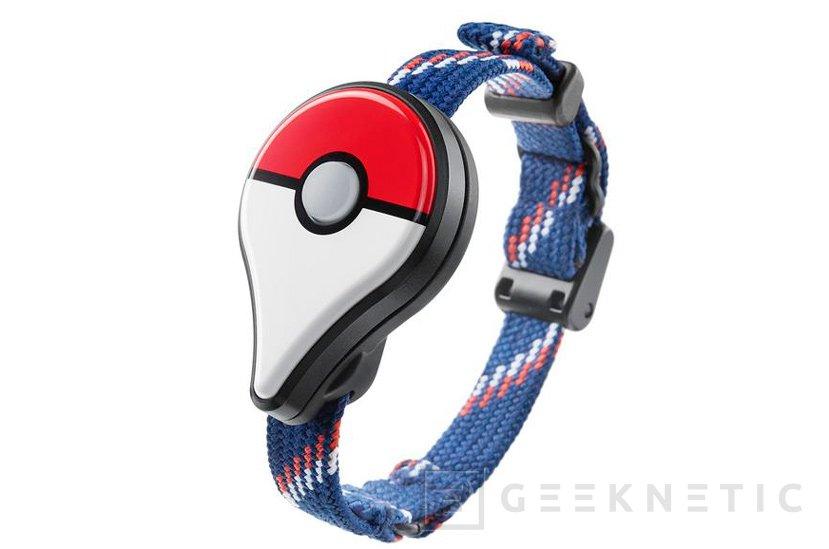 El Wearable de Pokemon Go llegará en septiembre, Imagen 1