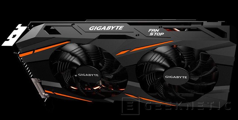 Gigabyte lanza su Radeon RX 470 G1.Gaming con disipador WindForce 2X, Imagen 1
