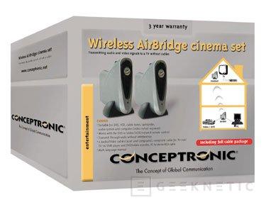 Kit de video inalámbrico de Conceptronic, Imagen 1
