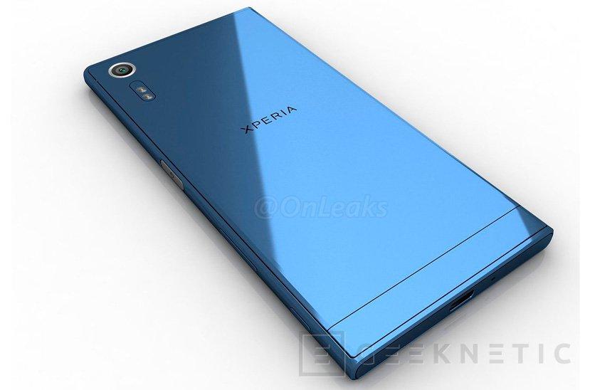Filtrados los primeros renders del Sony Xperia XR, Imagen 1