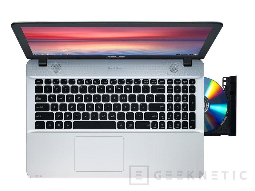 Llegan los nuevos portátiles asequibles ASUS VivoBook X541, Imagen 2