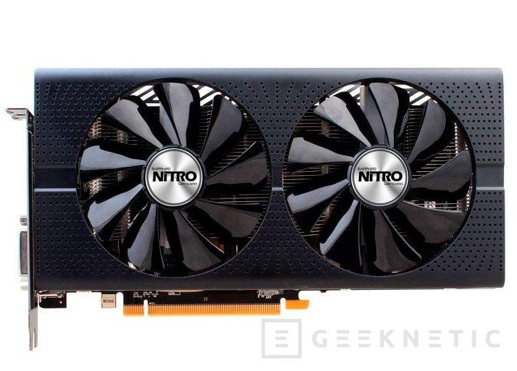 Sapphire lanza dos Radeon RX 470, la Nitro+ y la Platinum Edition, Imagen 2