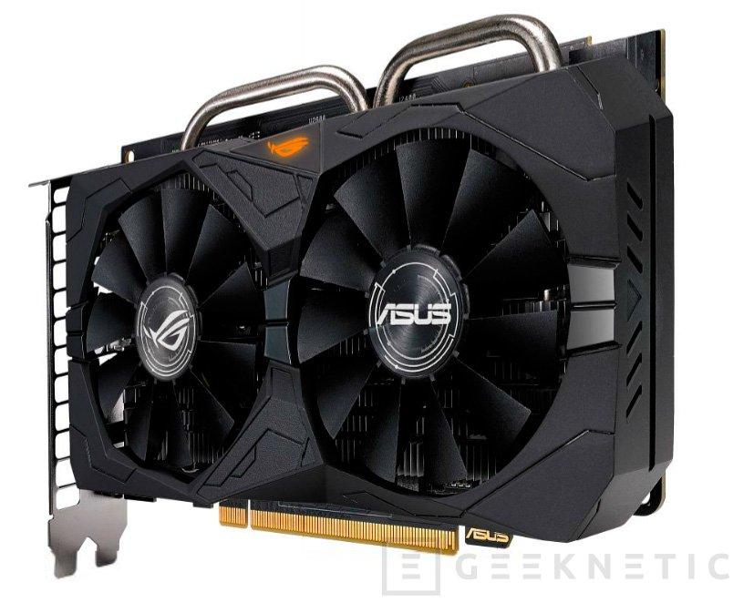 Nuevas ASUS ROG Radeon RX 460 STRIX y RX 460 DUAL, Imagen 1