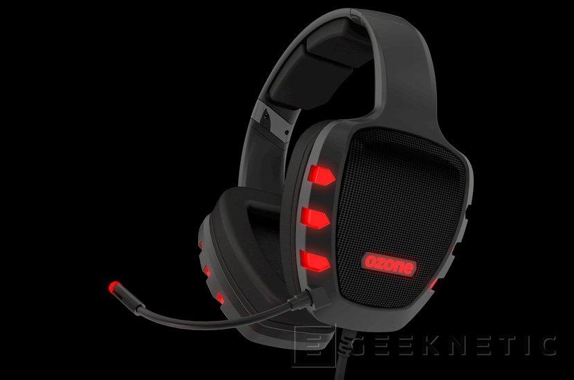 OZONE Raze Z90, nuevos auriculares con sonido 5.1 real, Imagen 1