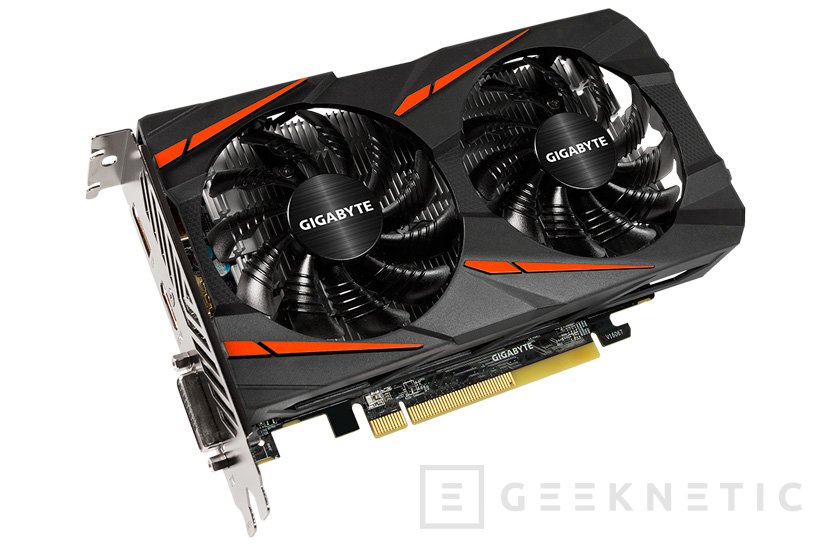 Gigabyte RX 460 WindForce OC, Imagen 1