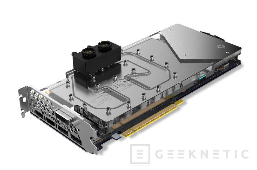 ZOTAC GTX 1080 ArcticStorm con Refrigeración Líquida, Imagen 1