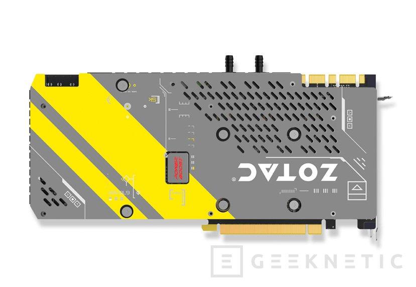 ZOTAC GTX 1080 ArcticStorm con Refrigeración Líquida, Imagen 2
