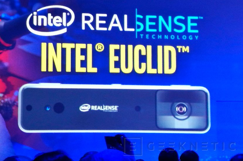 RealSense llegará en forma de periférico Plug&Play con Intel Euclid, Imagen 1