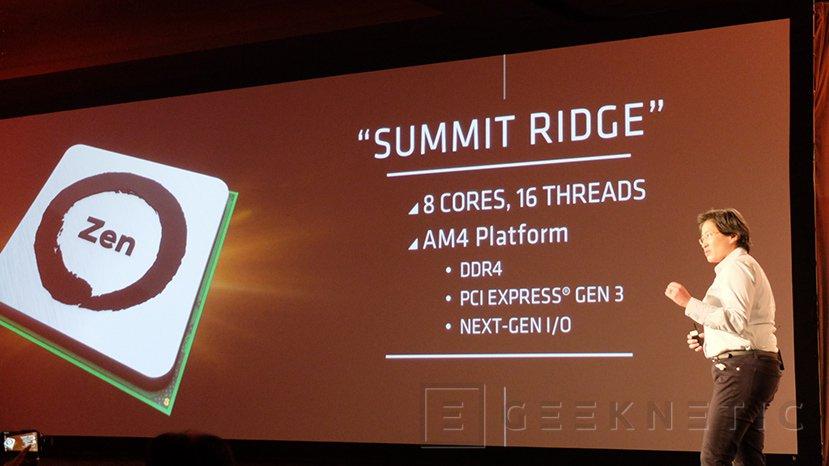 AMD ZEN X370 será el primer procesador Summit Ridge de gama alta, Imagen 1