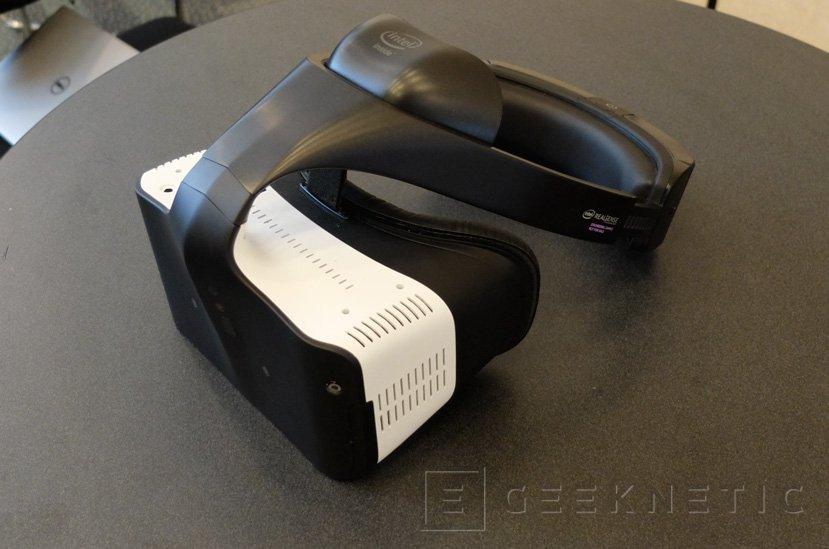 Probamos Project Alloy, la realidad virtual sin cables de Intel, Imagen 2
