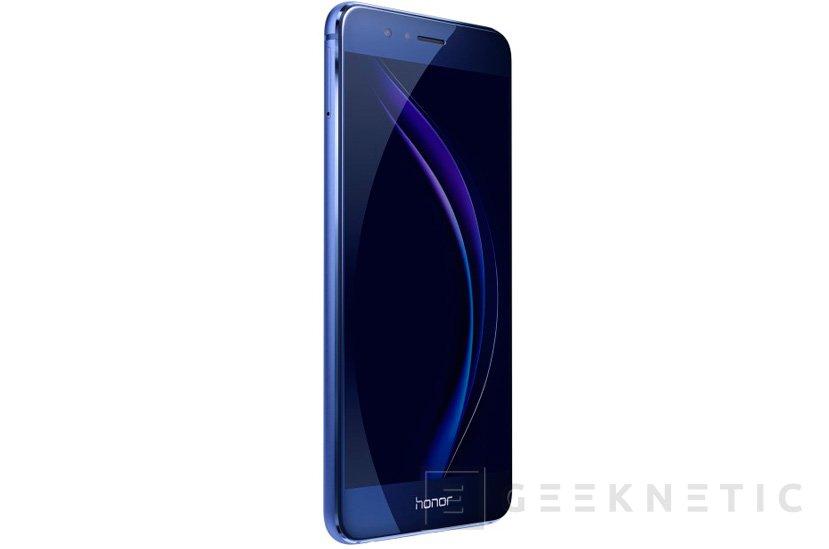 El Honor 8 llega a Europa con doble cámara y acabados premium por 399 Euros, Imagen 2