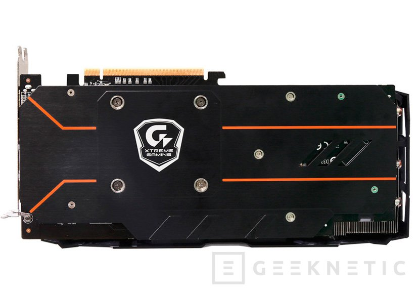 Gigabyte lanza su GTX 1060 Xtreme Gaming  con overclock, Imagen 2
