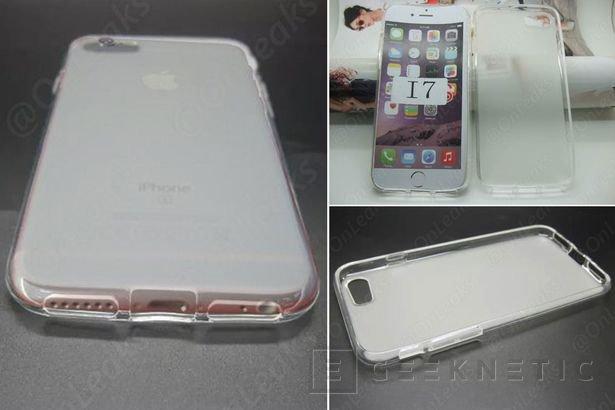 El iPhone 7 llegará el 7 de septiembre sin jack para auriculares, con recarga inalámbrica y resistencia al agua., Imagen 1