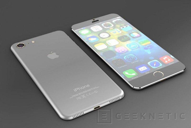 El iPhone 7 llegará el 7 de septiembre sin jack para auriculares, con recarga inalámbrica y resistencia al agua., Imagen 2