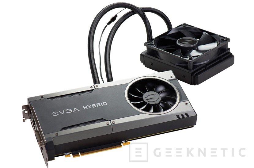 EVGA lanza su GTX 1080 HYBRID con refrigeración líquida, Imagen 1