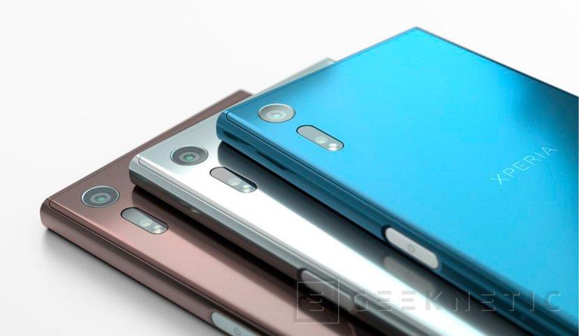 Sony lo vuelve intentar en la gama alta con el Xperia XZ, Imagen 1