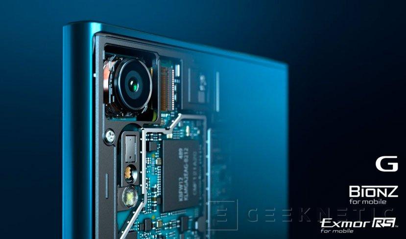 Sony lo vuelve intentar en la gama alta con el Xperia XZ, Imagen 2